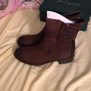 Paul Green Moro Buckle boots